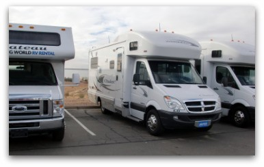 Camping World RV Rentals