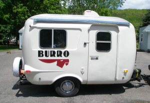 Lightweight Travel Trailers;Burro Travel Trailer