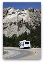 Mount Rushmore RV Travel