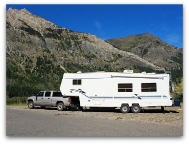 Fifth Wheel Towable