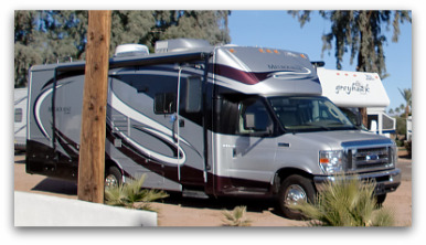 Winnebago-View Motor Home