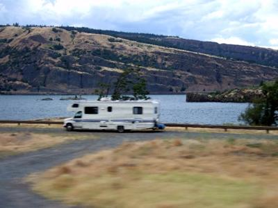 Boondocking in Oregon
