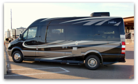 Small motorhomes for Class b motor homes