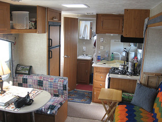 Clutter Free RV