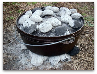 Dutch Oven and Campfire Cooking