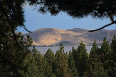Washoe Lake from Discovery Trail