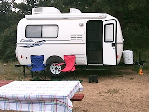 Lightweight Travel Trailers Casita Liberty Deluxe