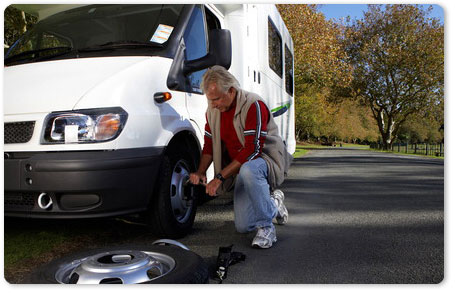 Allstate Roadside Service Number >> RV Roadside Assistance