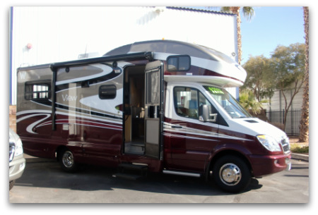 small motorhomes