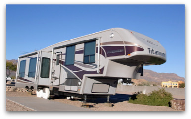 Titanium Fifth Wheel RV