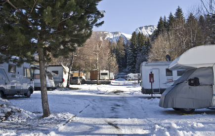 Winter RV Living
