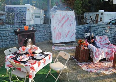 Scary RV Campground