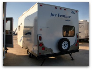 Jayco's Small Lightweight Travel Trailer