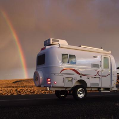 Lightweight Travel Trailers Small Campers For Full Time Rving