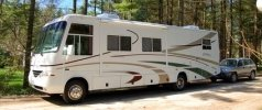 2003 Damon Challenger.....Our winter boondocking home.